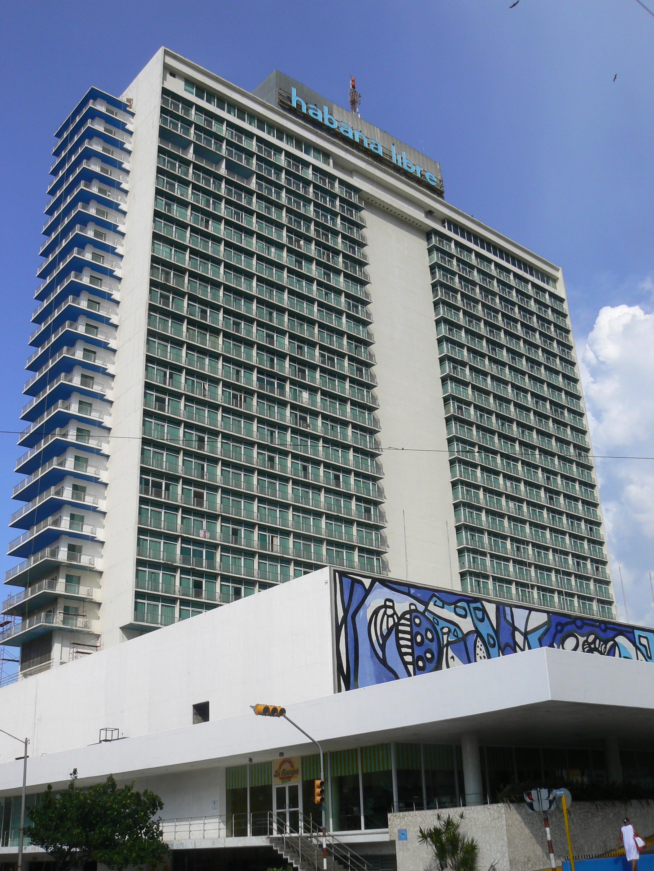 HOTEL HABANA LIBRE 001 - ETE 2006